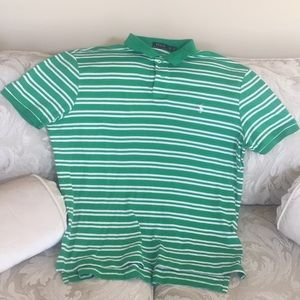 Authentic Ralph Lauren Collard Shirt